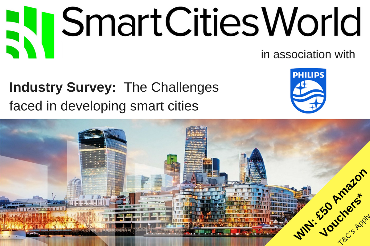 Survey to discover key attitudes and perceptions around smart cities and their implementation