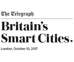 The Telegraph Britain's Smart Cities