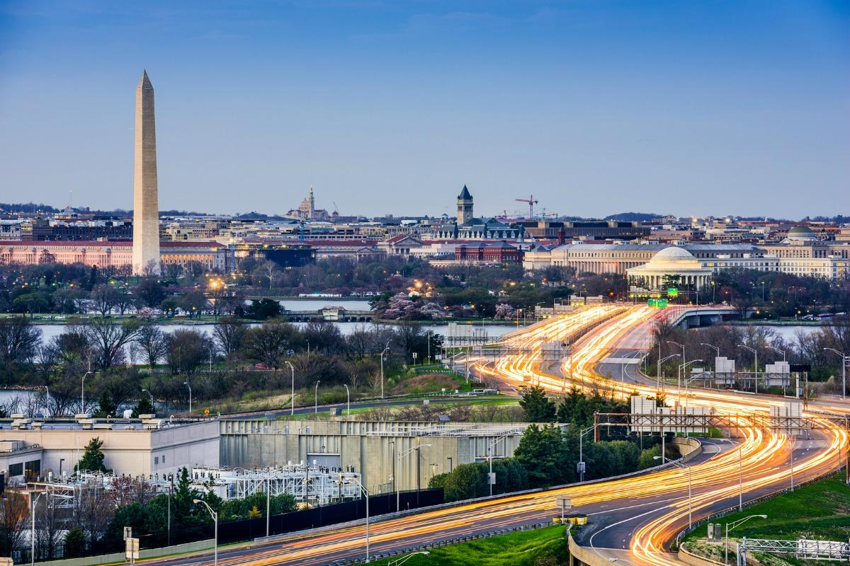 Washington DC aims to achieve its sustainability targets under the Smarter DC project