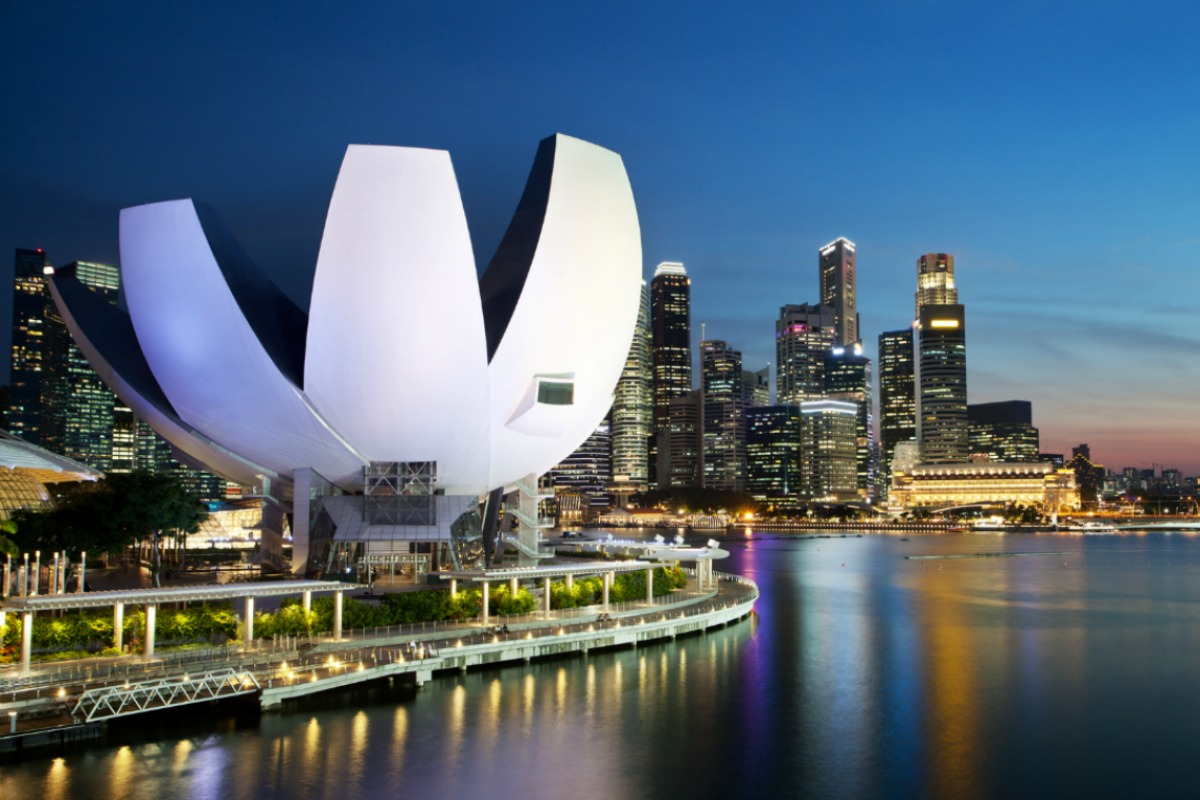 Singtel will deploy Massive MIMO technology in the Marina Bay area
