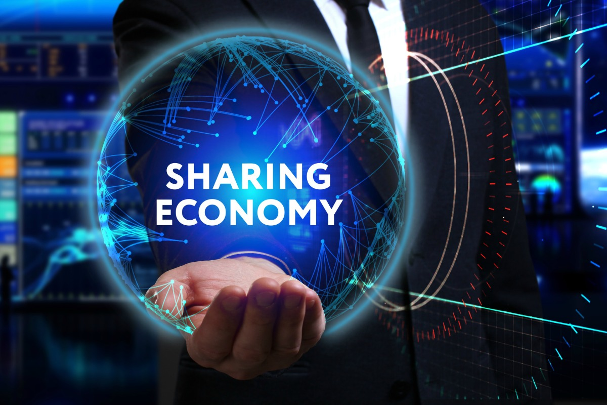 The sharing economy will be worth more than $40 billion by 2022, says report