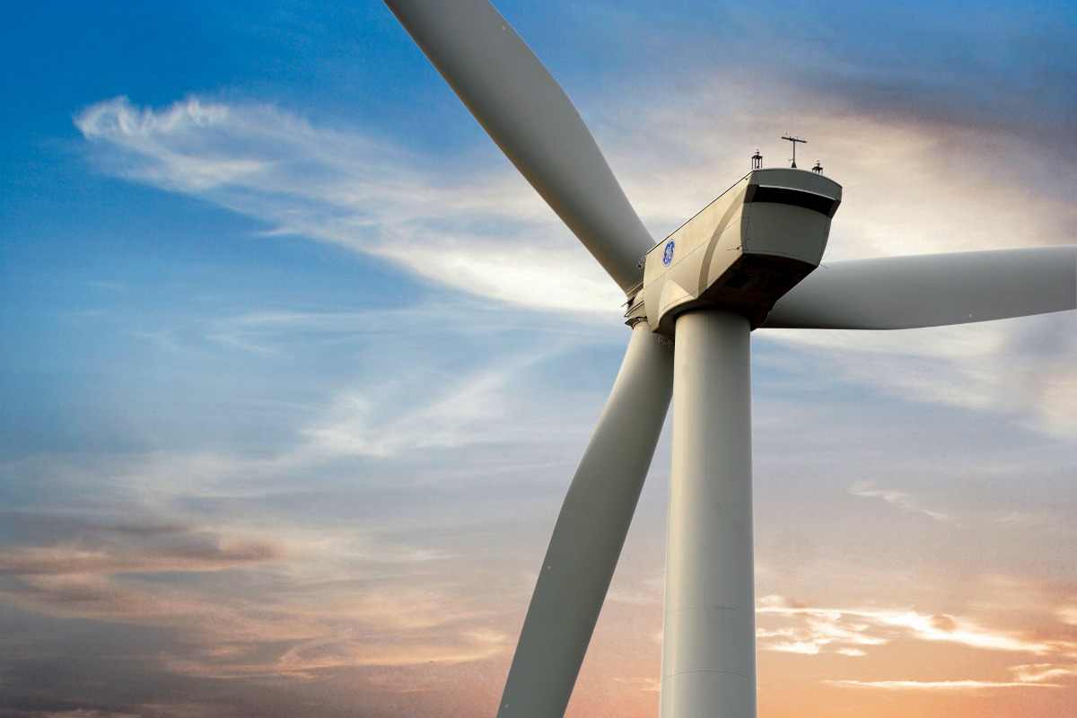 The wind farm will bring GE's installed wind capacity in Australia to almost 1.4GW by 2019