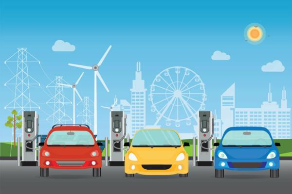 Helping EVs to energise the city