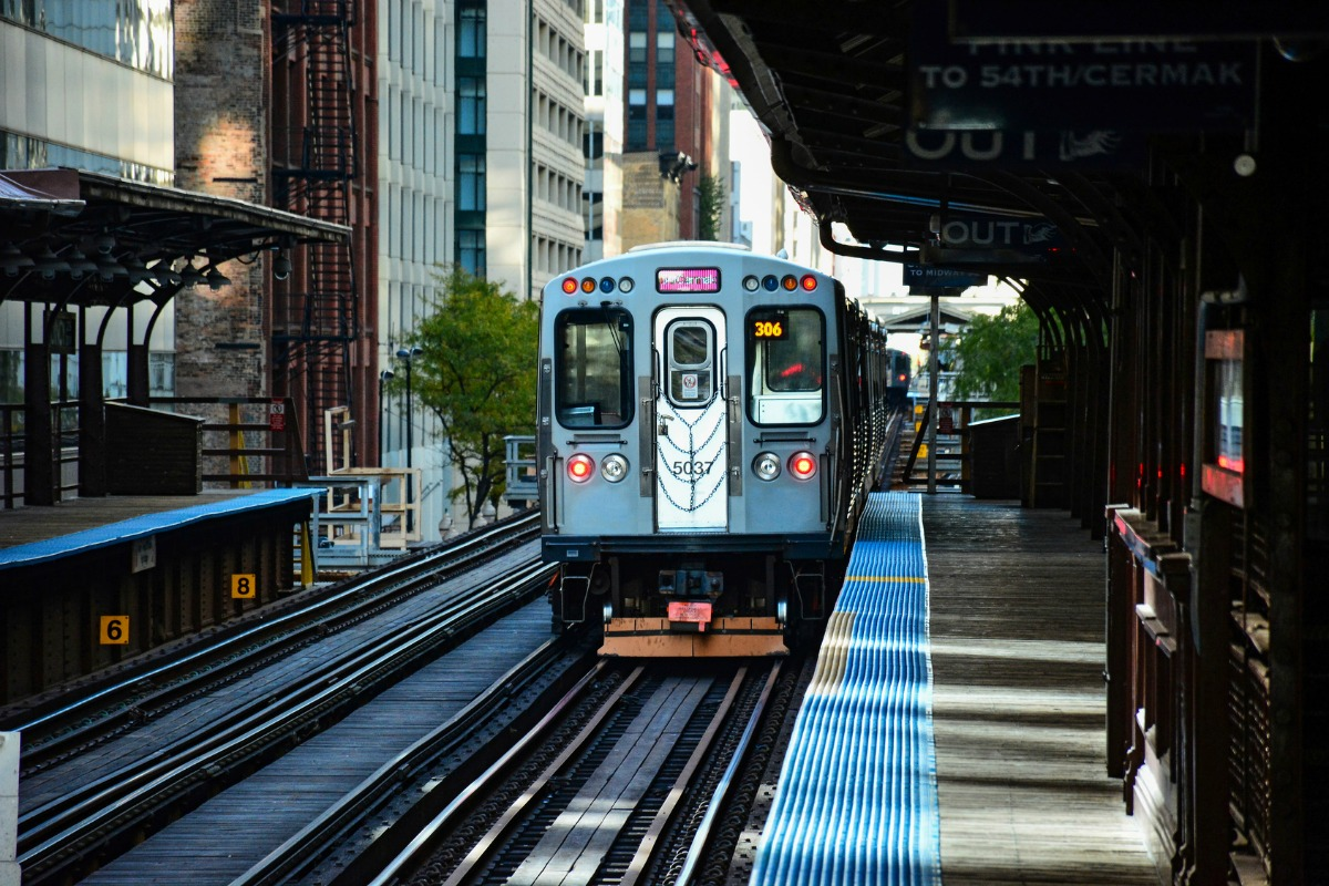 The Ventra app allows customers to plan and pay for journeys across three transit systems