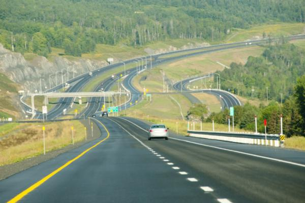 Trans-Canada Highway charges up