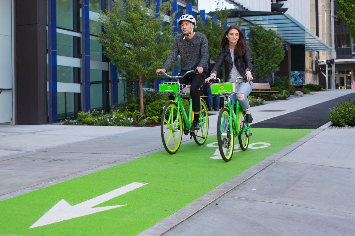 To celebrate the launch, LimeBike is organising a group tour of the Fremont neighbourhood