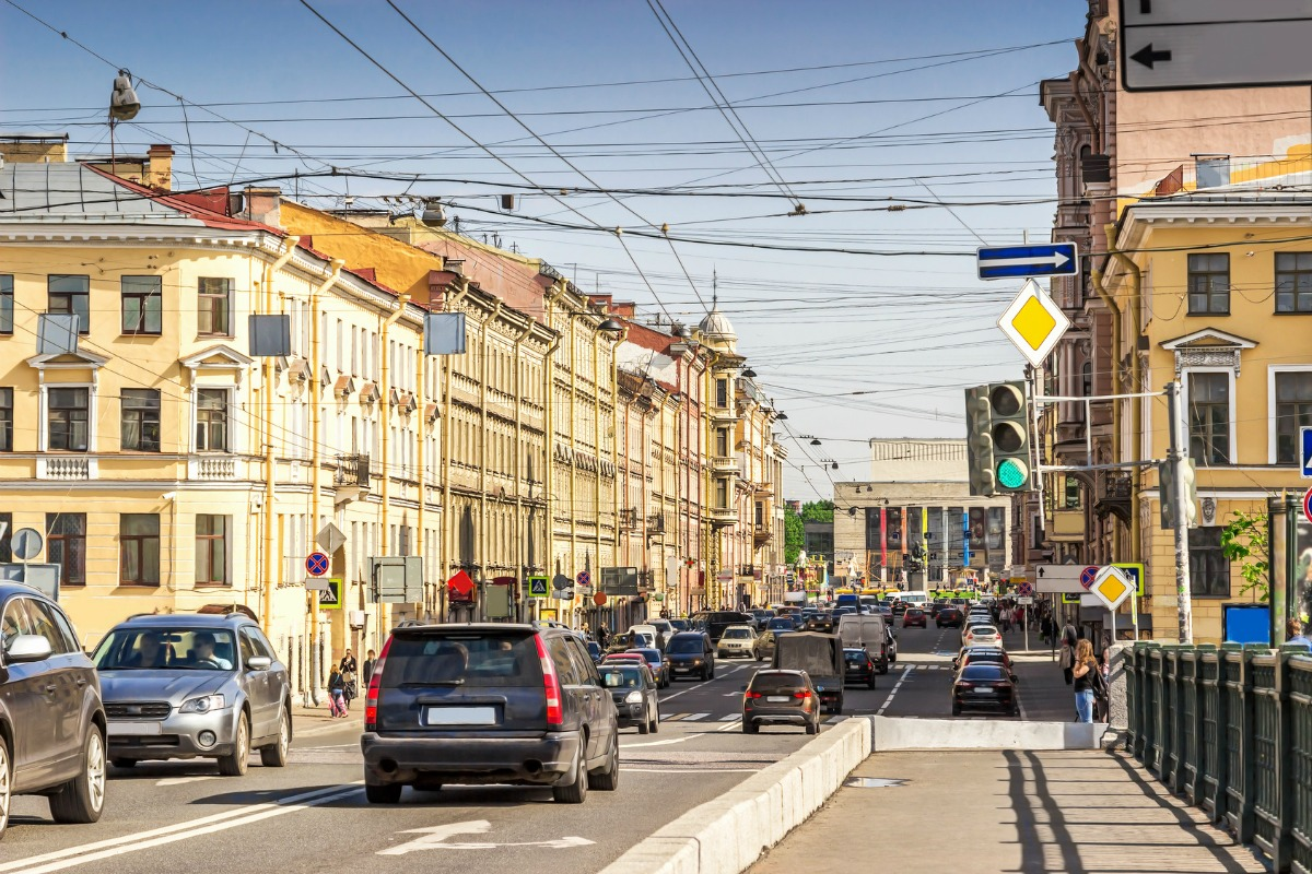 St Petersburg will be equipped with 20 fast-charging stations for electric vehicles