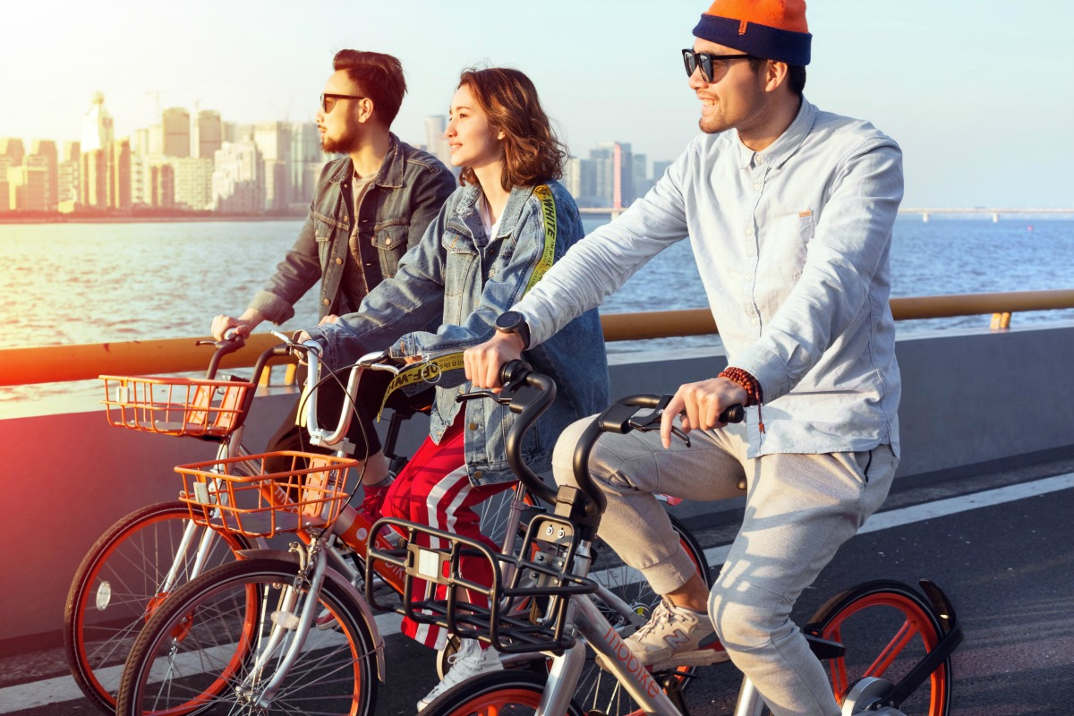 Mobike currently manages more than seven million smart bikes across 160-plus cities globally
