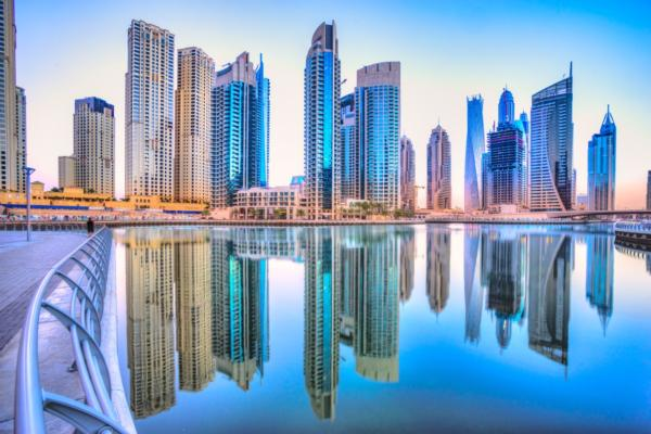 Dubai chosen as smartest city