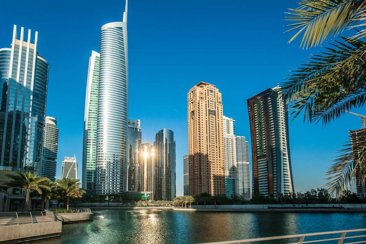 Dubai believes blockchain is a key link in the evolution of a smart city