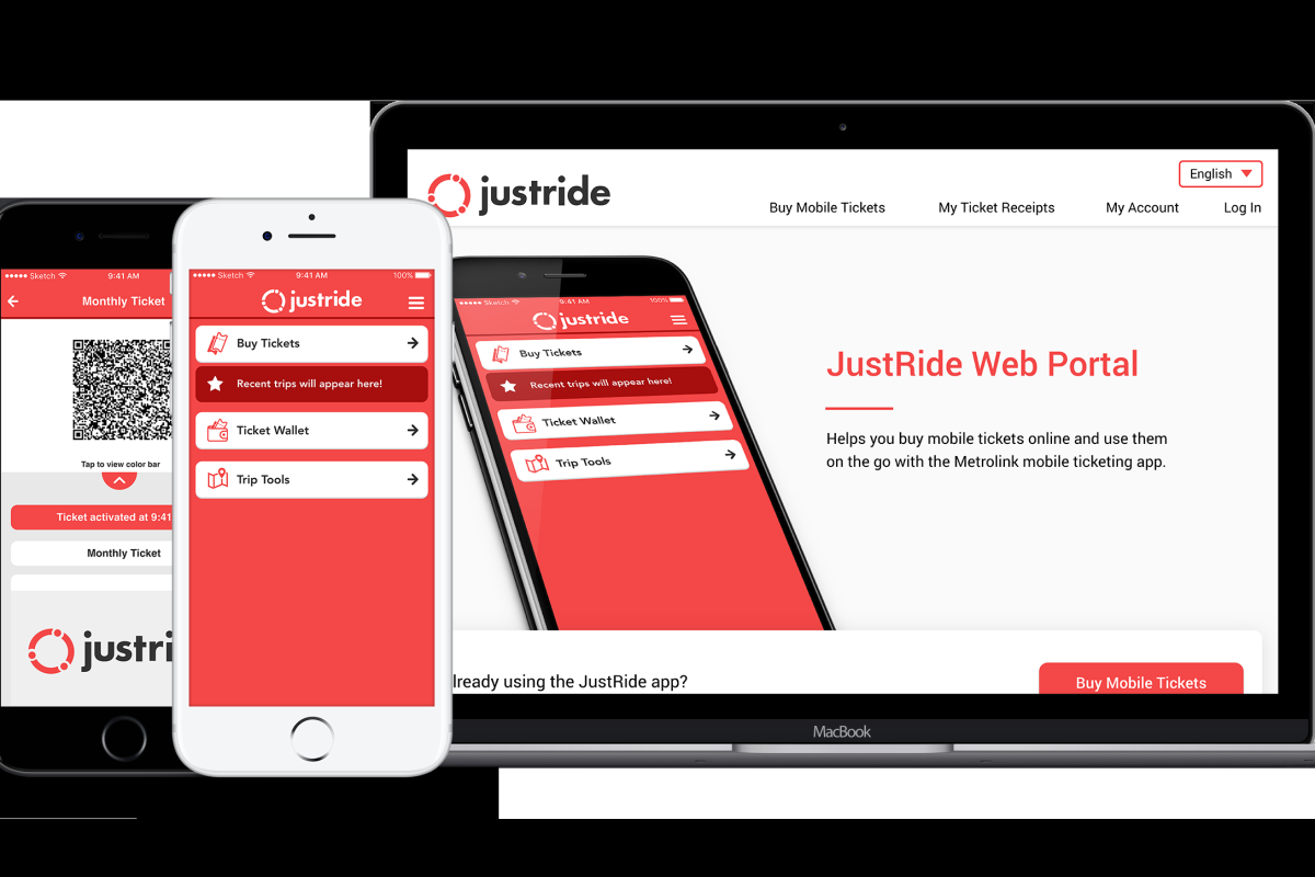 Justride allows agencies to start to deliver 'true' first/last mile experiences for passengers