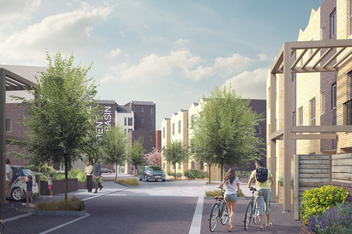 Smart energy starts at home in nottingham smart cities world new housing development in nottinghams malvernweather Choice Image