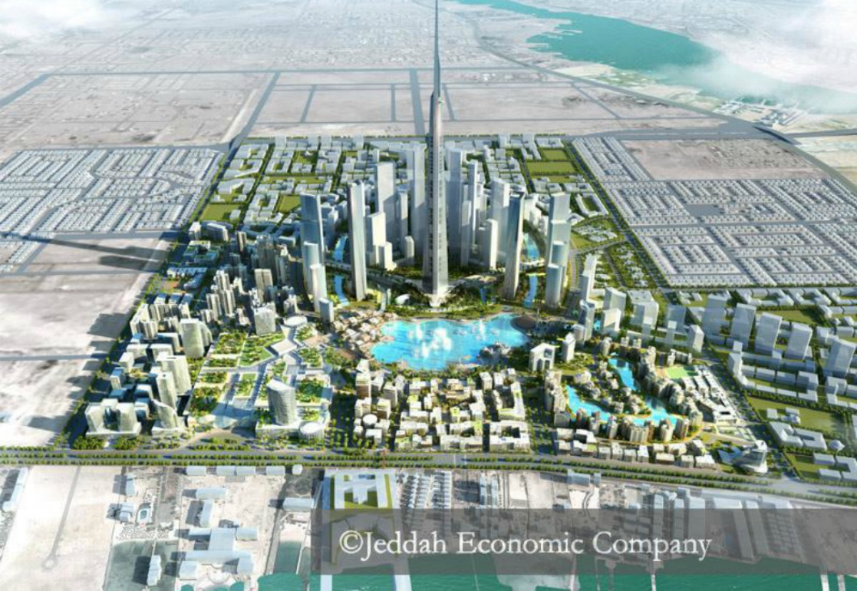 Orange signs smart city agreement for jeddah tower smart cities jeddah tower will be a vertical city platinumwayz